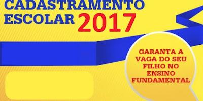 Resolução Cadastro Escolar 2016/2017