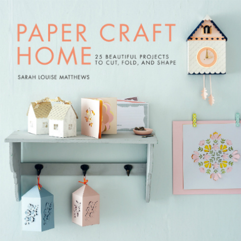 Paper Craft Home papercrafting book