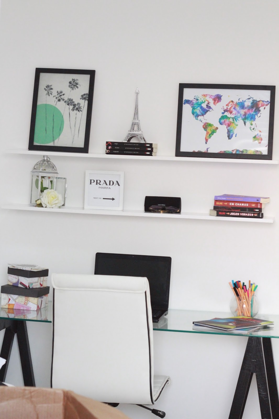 DIY: Faa seu prprio Home Office / Escrivaninha - Blog ...