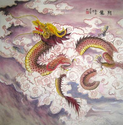 Κινέζικος δράκοντας