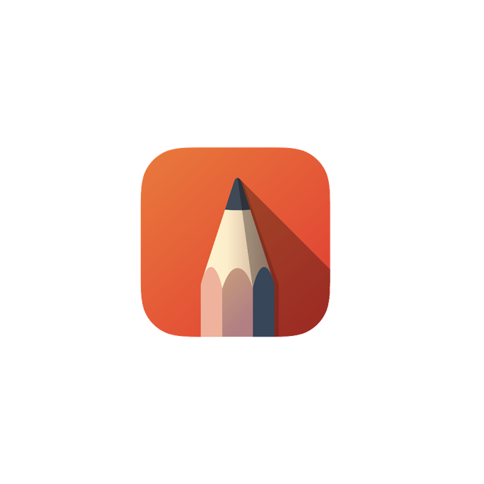 Download Autodesk Sketchbook Apk || Smooth Face || Hair Editing || AC EDITING ZONE 🔥