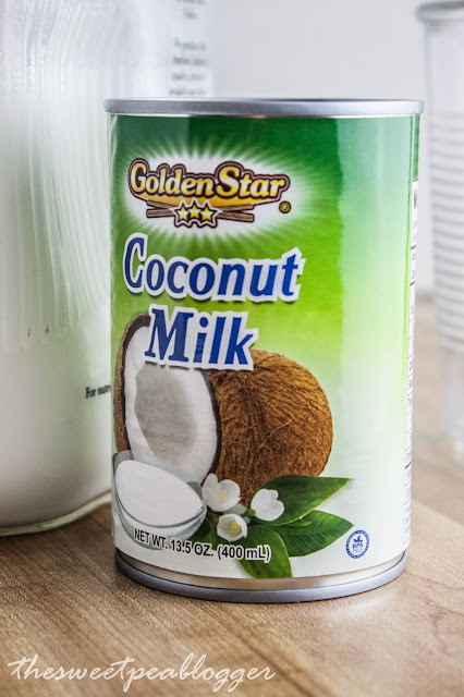 Canned Coconut Milk Dairy Milk Alternative