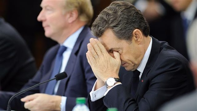 France: Former French President Nicolas Sarkozy charged over Libyan money claims