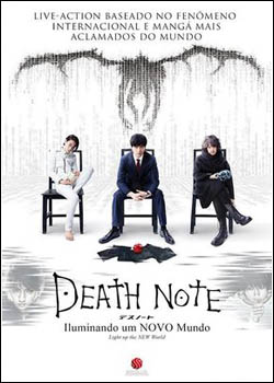 baixar capa Death Note: Iluminando um Novo Mundo   Legendado