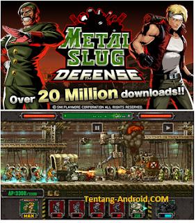 Game Metal Slug Defense