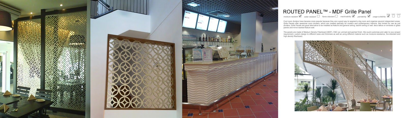 Decorative Partition Wall Widely Use As Room Dividers Become More And More  Popular, Because They Are The Cool Way To Segment A Big Room And Organize  Several ...