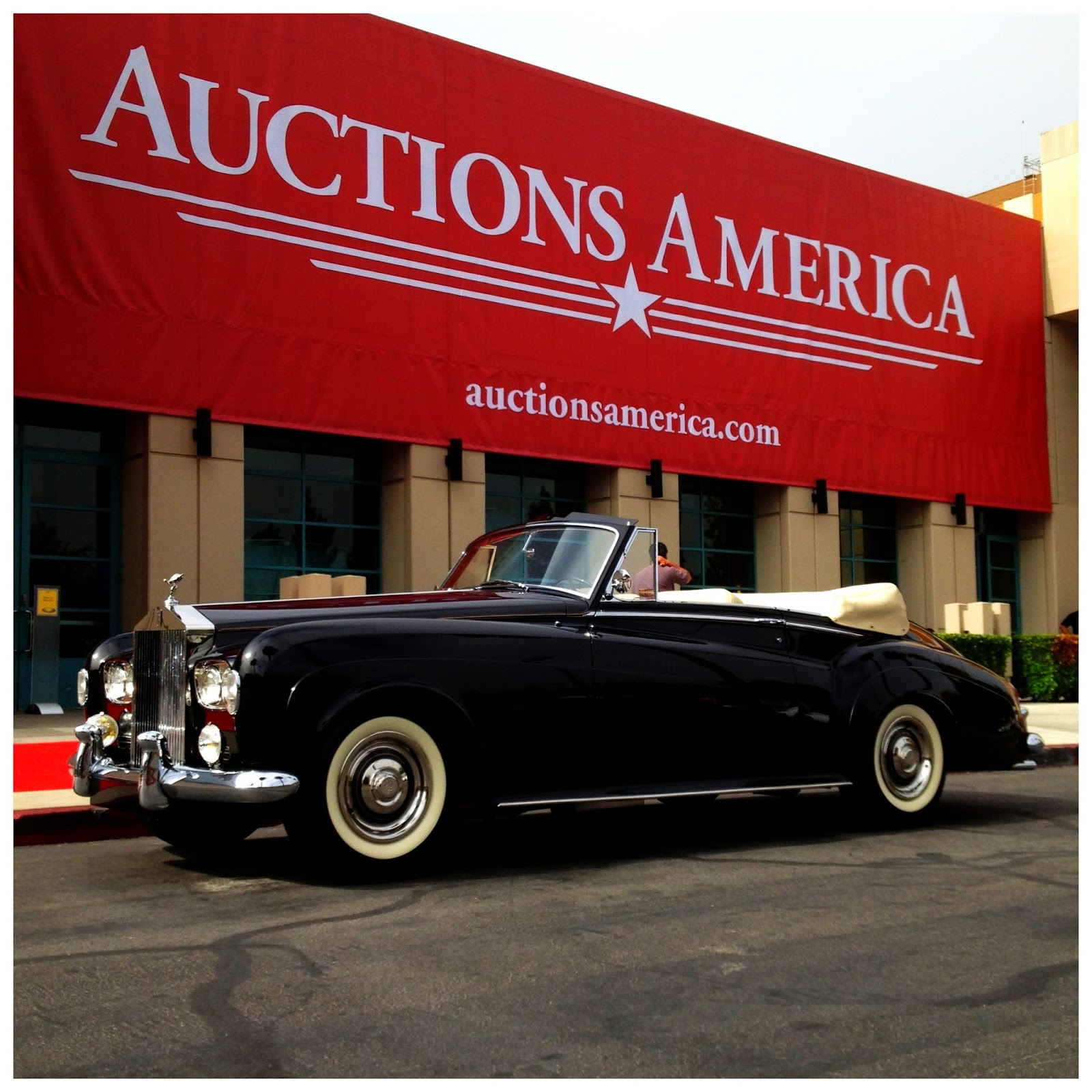 Covering Classic Cars : Auctions America Makes A Weekend