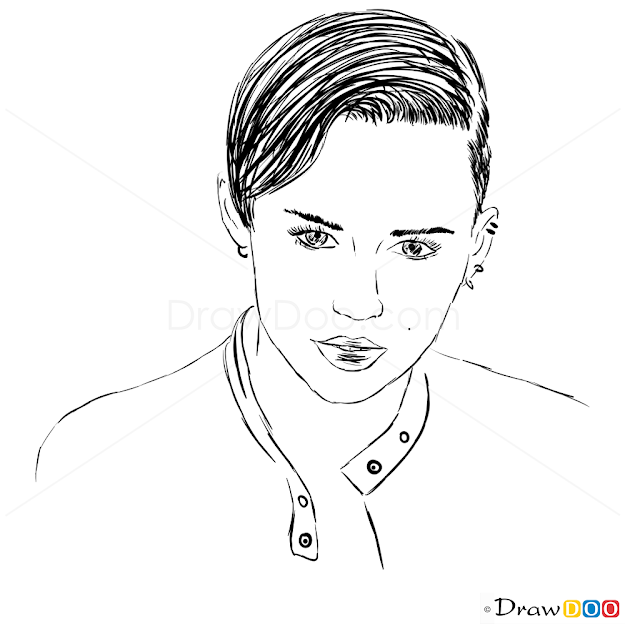 How To Draw Famous People Coloring Pages How To Draw Famous People Coloring  Pages