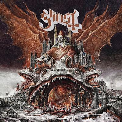 Prequelle Ghost Metal Album