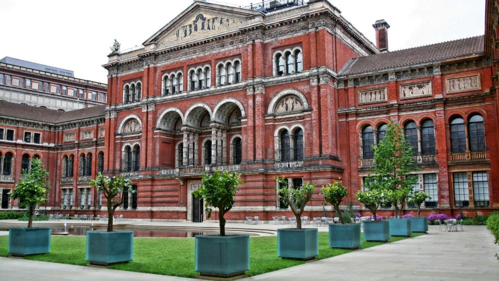 """Das Victoria & Albert Museum präsentiert """"British Design"""""""