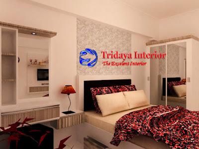 design-interior-Type-Studio-Apartemen-Bandara-City