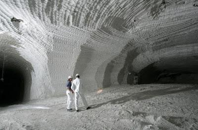 mină de sare