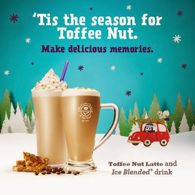 News The Coffee Bean 2013 Holiday Drinks Brand Eating