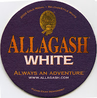 Allagash White Always an Adventure logo