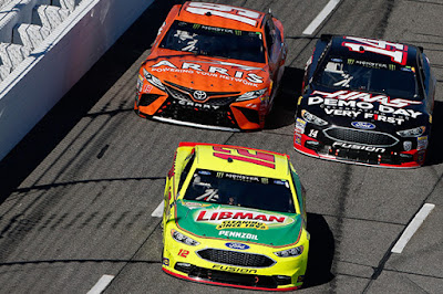 #NASCAR heads to the longhorn state, to the Texas Motor Speedway after Easter break.