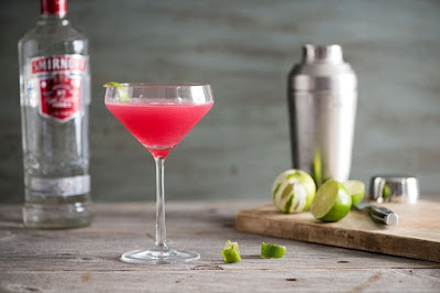 hình ảnh cocktail cosmopolitan