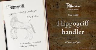 Curatore di Ippogrifi (Hippogriff handler)