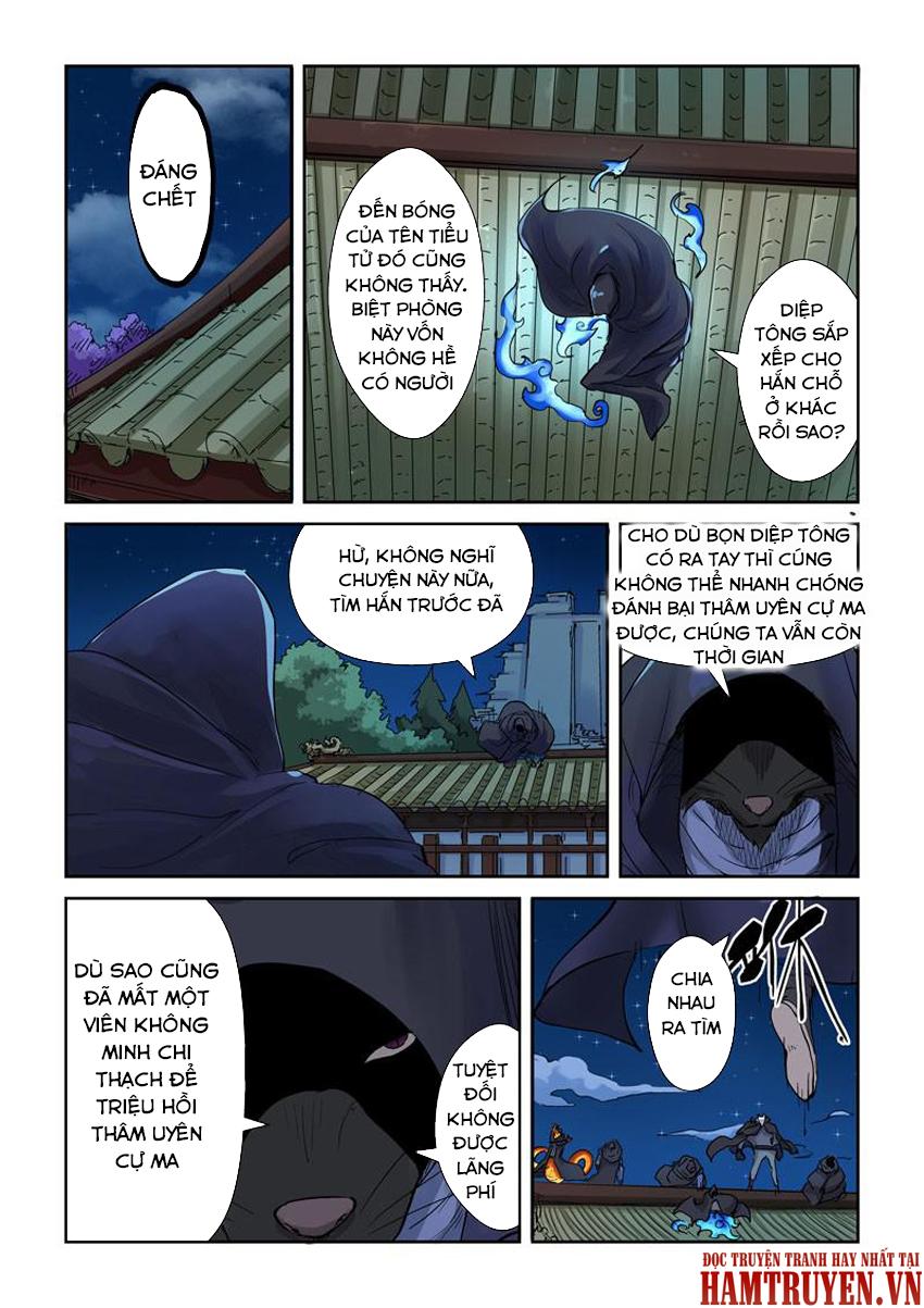 Yêu Thần Ký - Chap 131