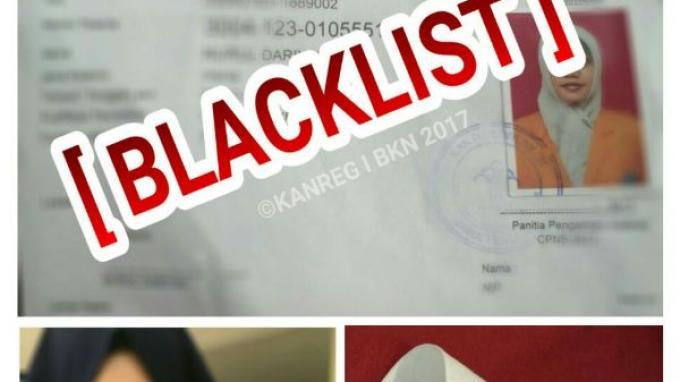 Ketauan Curang Tes CPNS, Peserta Ini Masuk Black List