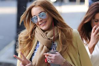 Lindsay Lohan si è convertita all'Islam? Su Instagram un indizio