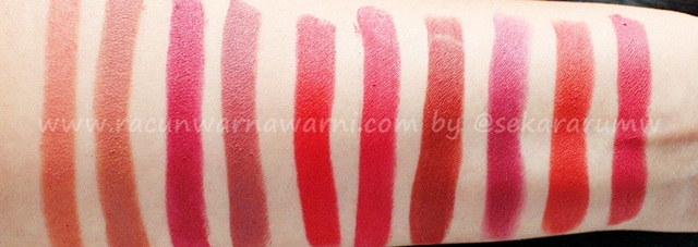 Swatch All Shade Purbasari