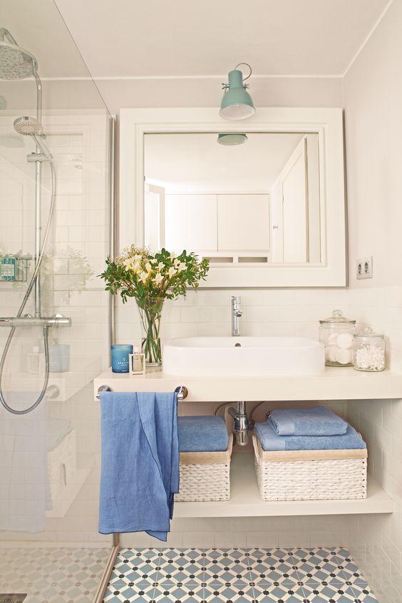 Textiles para decorar los baños de tu hogar
