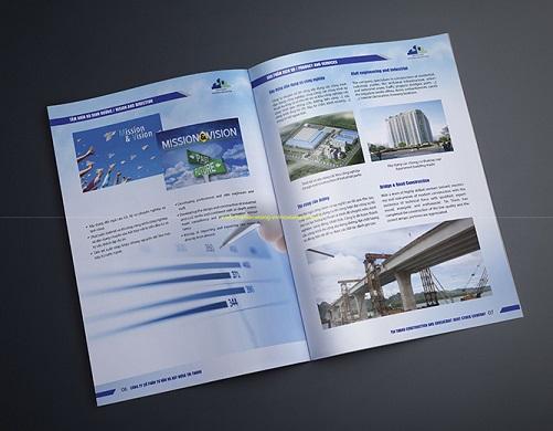 Profile - Hồ sơ giới thiệu công ty xây dựng