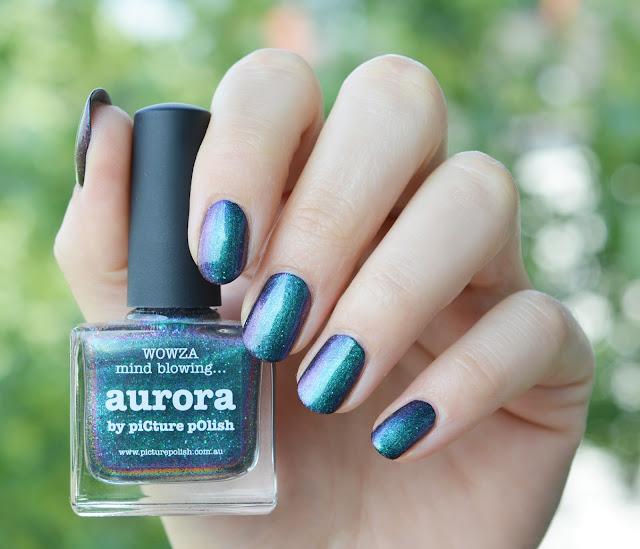 [Nagellack] Picture Polish - Aurora