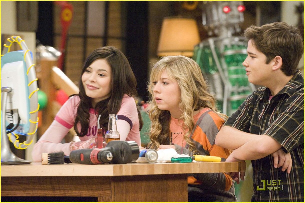 Image [ 30 of 50 ] - Icarly Tapety Na Pulpit Fd Part of