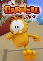 Garfield invazia robotiilor