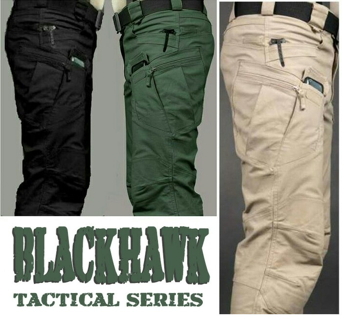 Promo Diskon Celana Panjang Tactical Blackhawk - TOKO