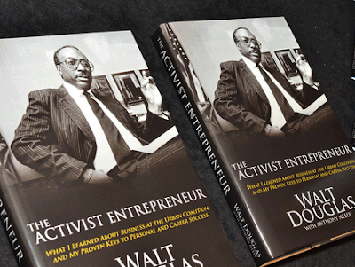 The Activist Entrepreneur by Walt Douglas