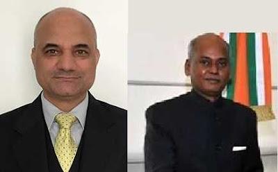 Dinesh Bhatia and Sanjiv Ranjan