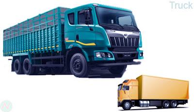 Truck, lorry, ট্রাক