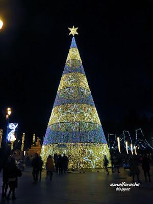 Sevilla - Navidad 2019 - Puerta de Jerez