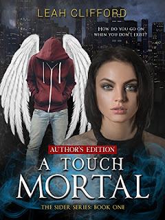 A Touch Mortal (The Sider Series Book 1)