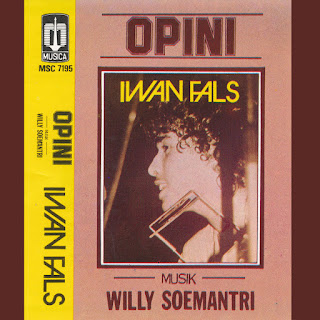 Iwan Fals - Opini - Album (1982) [iTunes Plus AAC M4A]