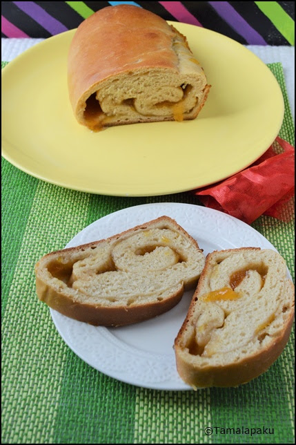 Jam Bread