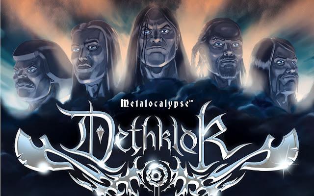 Metalocalypse - Dethklok - Galakticon 2