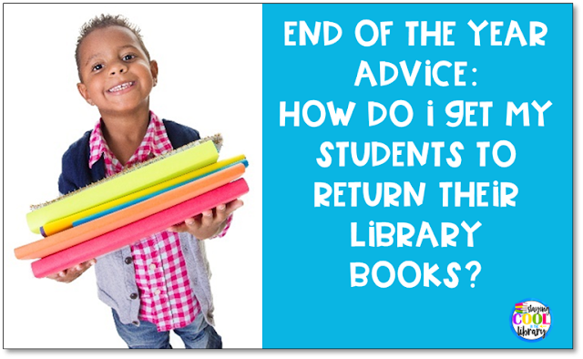 Advice for school librarians and media specialists