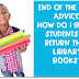 How to Get Library Books Returned at the End of the Year