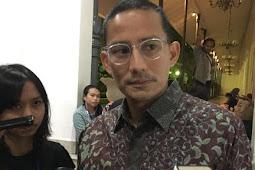 Presiden Jokowi Sebut Politik Dikompori, Sandiaga: Kompor Itu Diperlukan