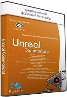 Resultado de imagen para Unreal Commander