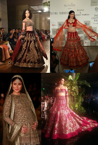8809fe81006bf7 Amazing Ways to Style Indian Wedding Outfits From Fashion Week 2016!