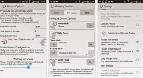 Cara Menggeser Layar Android Tanpa Disentuh, aplikasi Hovering Controls, Aplikasi Untuk Menggeser Layar Android Tanpa Harus Menyentunya