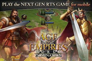 Age of Empires World Domination v1.0.3 Mod APK