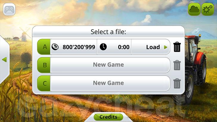Farming Simulator 14 1.4.4 Unlimited Coins