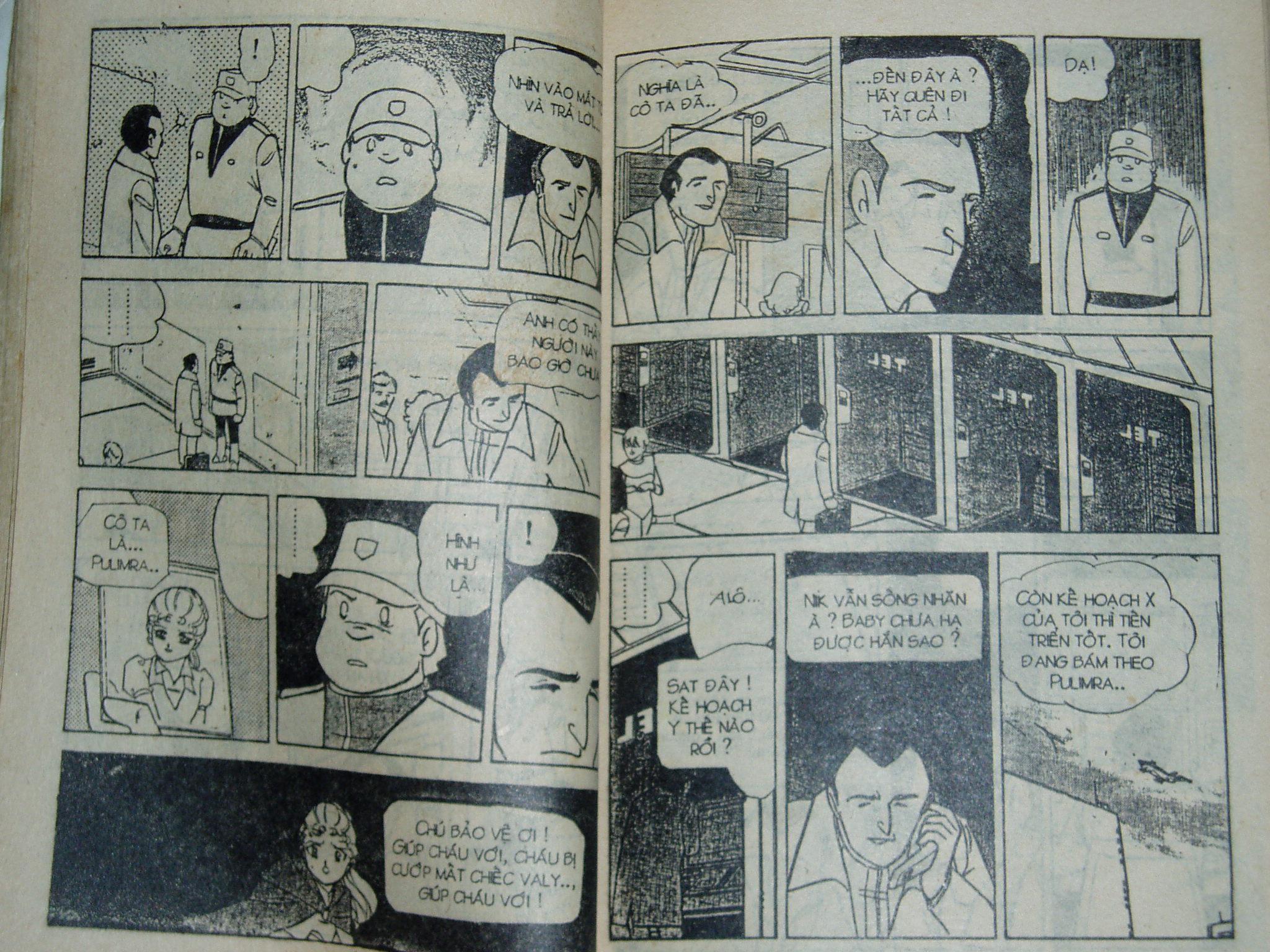 Siêu nhân Locke vol 16 trang 31