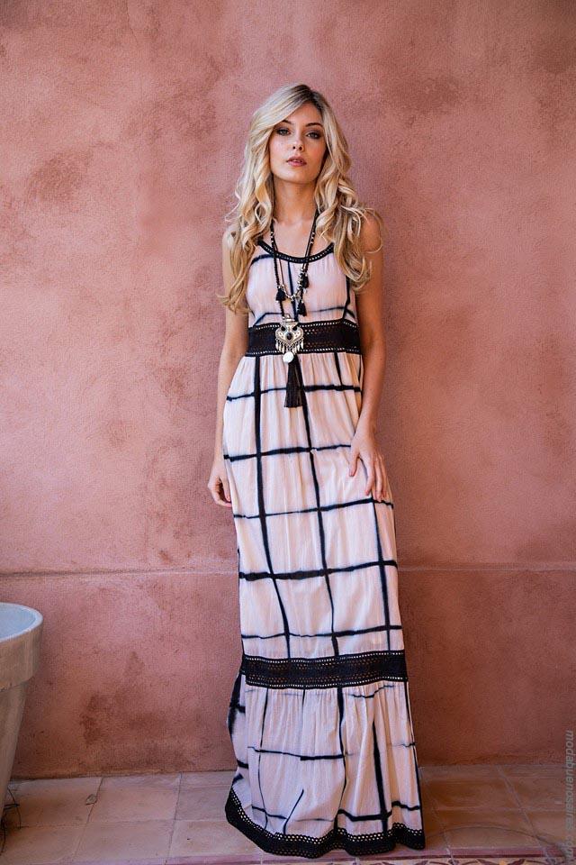 Vestidos primavera verano 2019 ropa de moda para mujer.