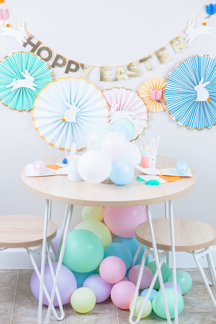 FEATURE: Kid's Easter Party Ideas by The Celebration Stylist
